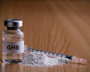 GHB verslaving in Nederland 1